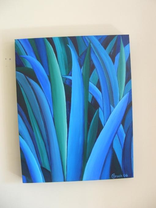 Aqua Flax